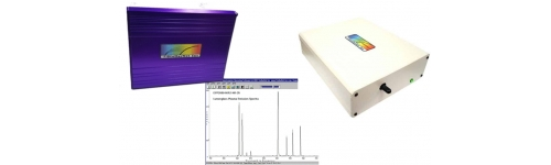 High resolution spectrometers (UV-VIS-NIR)