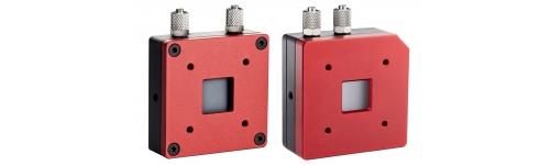 Sensores rápidos de potencia láser