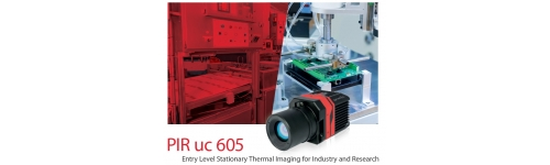 Low cost thermographic cameras
