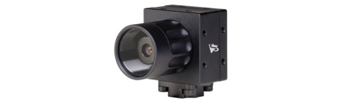 FPD-Link III camera modules with IP67 housing color