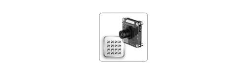 GigE mono board cameras