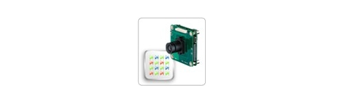 GigE color board cameras