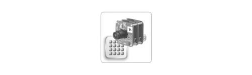 Cámaras CCD Fireware mono