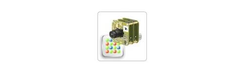 CCD Fireware color cameras