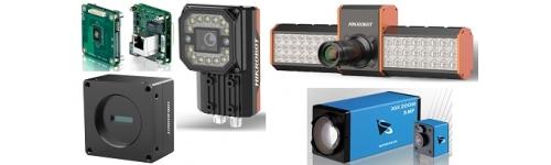 Industrial application cameras
