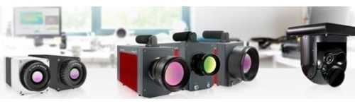 Thermography cameras