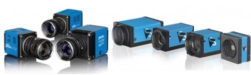 CCD / CMOS / sCMOS cameras