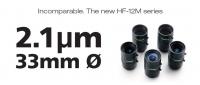 Fujinon lanza nuevas lentes para 12Mp